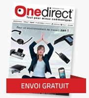 Demandez le catalogue Onedirect