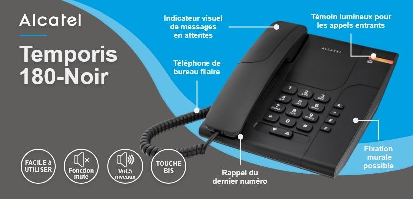 Alcatel Temporis 180N