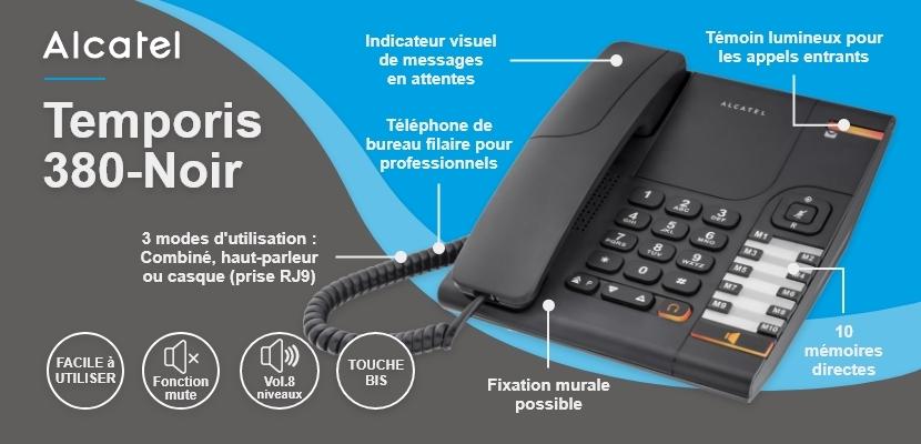 Alcatel Temporis 380N
