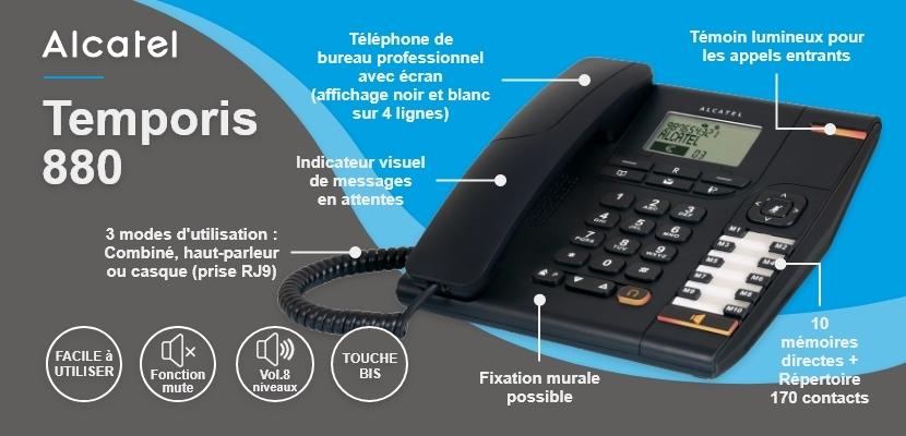 Alcatel Temporis 880