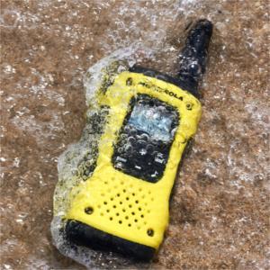 Talkie walkie Motorola T92 H2O étanche