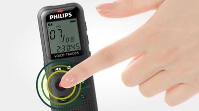 philips DVT 1110 Voice Tracer